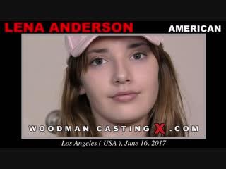 Lena anderson - интервью