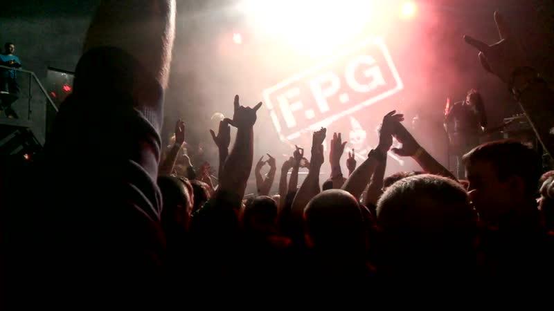 концерт F.P.G. г. Нижний Новгород