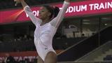 SIMONE BILES (USA) Podium Training Worlds 2018 D-Score