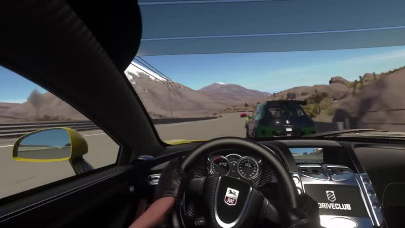 DRIVECLUB VR _ LaunchTrailer _ PlayStation VR