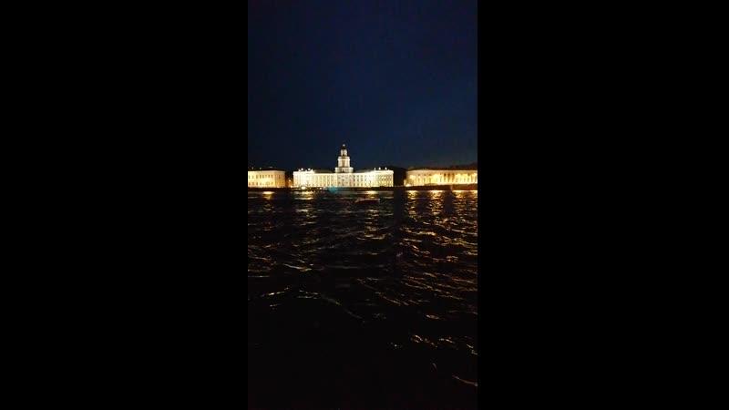 Питер 2019 мосты