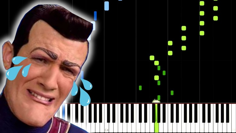 We Are Number One, but it's so beautiful, I'm 99.99% Sure You will CRY!