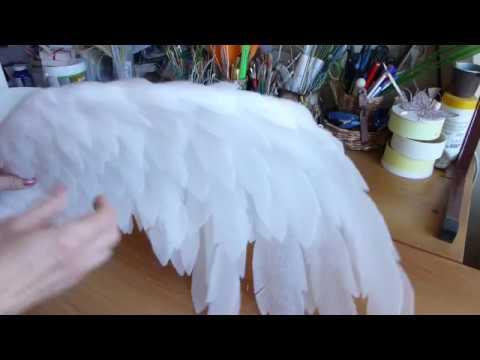 МК крылья Ангела Ответы на вопросы