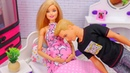 БАРБИ СНОВА СТАНЕТ МАМОЙ!! ФИНАЛЬНАЯ Серия Мультик Куклы Барби