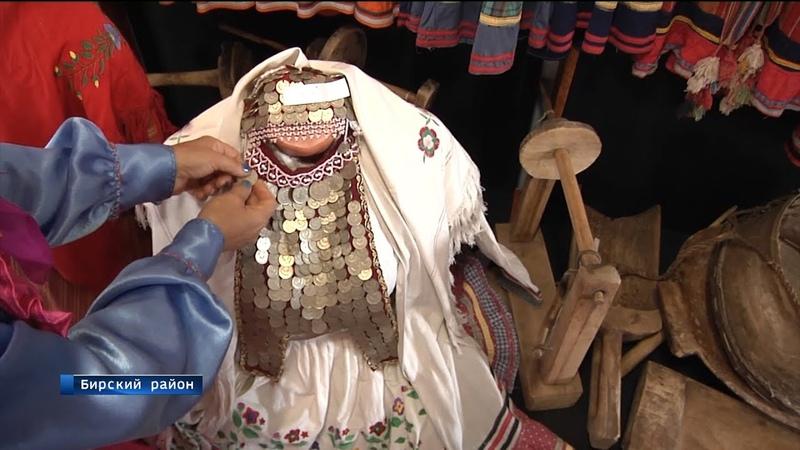 В Башкирии открылся этнографический музей марийской культуры и быта