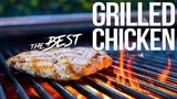 The Best Grilled Chicken Breast SAM THE COOKING GUY 4K