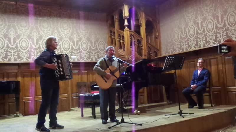 Мих. Семененко и В.Рохварг ( А.Вертинский Палестинское танго)