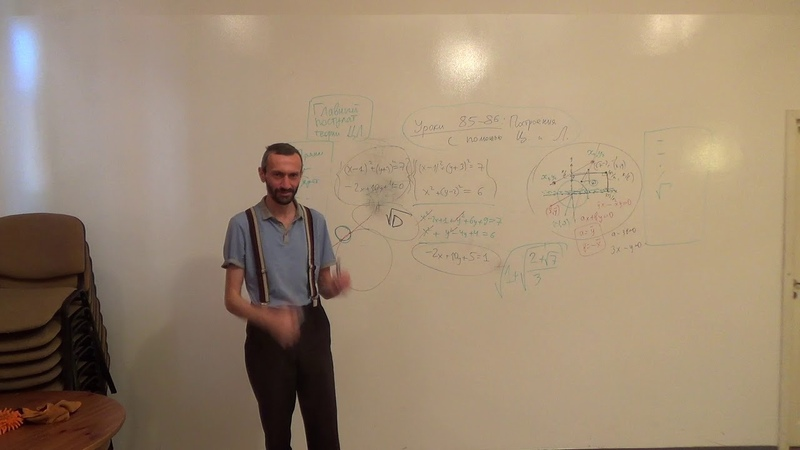 Алексей Савватеев Теория построений циркулем и линейкой - 2