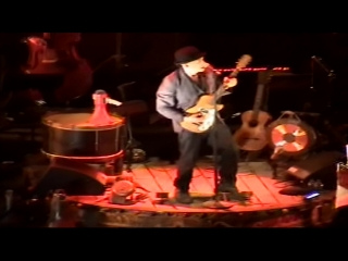 Tom Waits – Get Behind The Mule – At The Fox Theatre, St. Louis, Mo, June 26, 2008