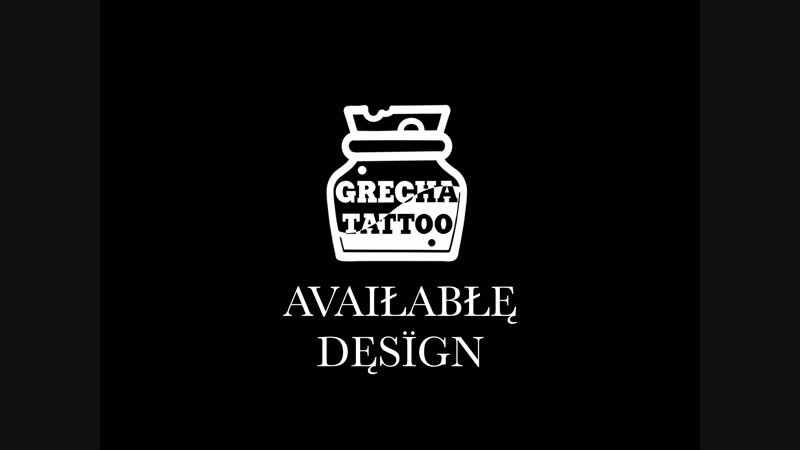 GrechaTattoo-magic available design