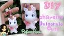 Diy Chaveiro Unicornio cute
