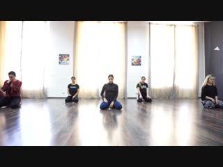 Choreo Chasovskikh Darya/ MK 27.10.18