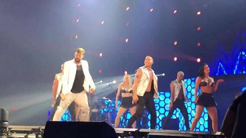 Ricky Martin - Living La Vida Loca - O2 Arena Prague
