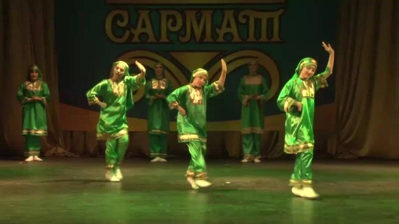 Аварский танец Ансамбль Сармат Худ рук Эдуард Гугкаев