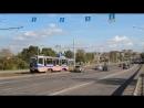 21.09.2018 Череповец, мост через реку Ягорбу, 71-619