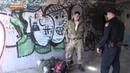 Солдат ВСУ и старая проститутка