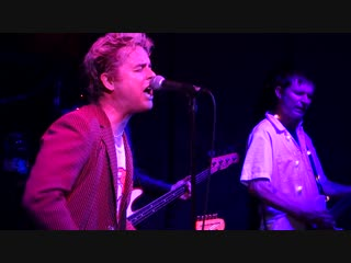 The Coverups (Green Day) - Drain You (Nirvana cover) – Secret Show, Live in Albany