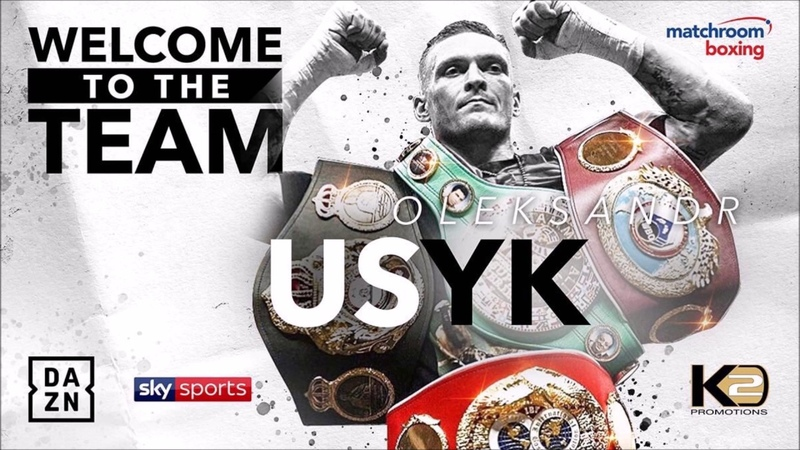 Why Eddie Hearn Should Leave Usyk At Cruiserweight To Reign As King For 3 More Years.