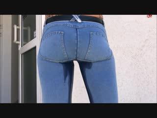 Терпела и описалась в штаны видео — pic 11