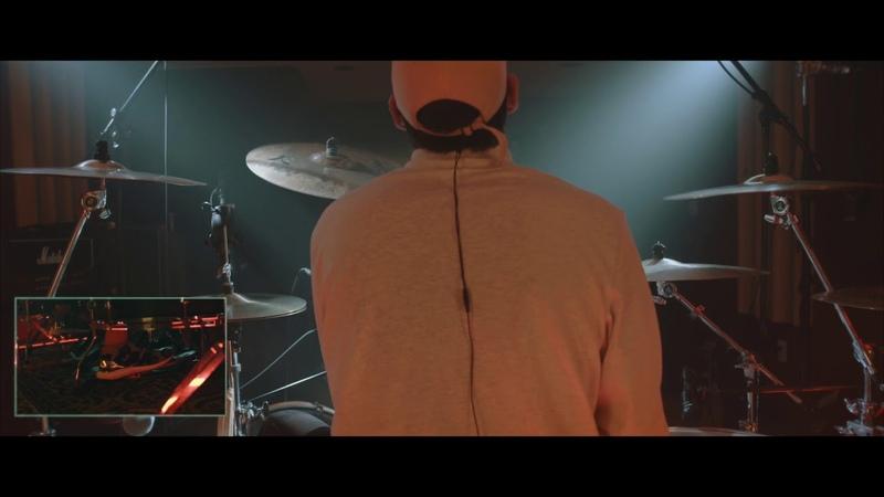 Emmure - Natural Born Killer Drum Play Through (Official Video)