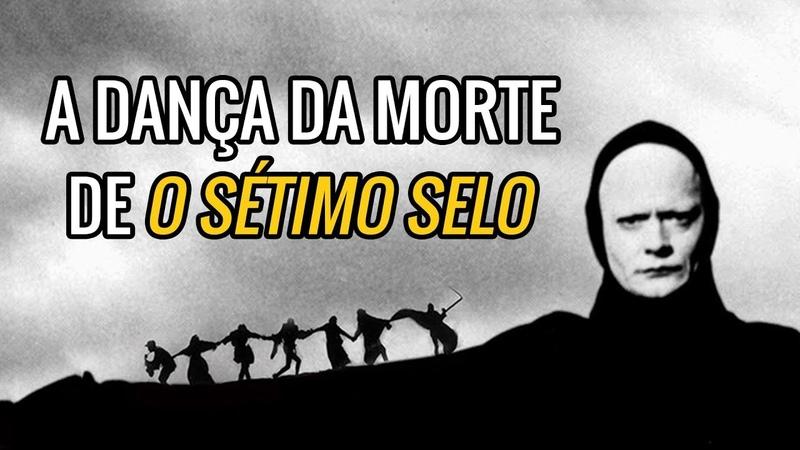 Celebrando A Dança da Morte de O Sétimo Selo