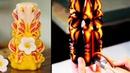 Descubre el Arte de las Velas Talladas a Mano! Hand carved candles