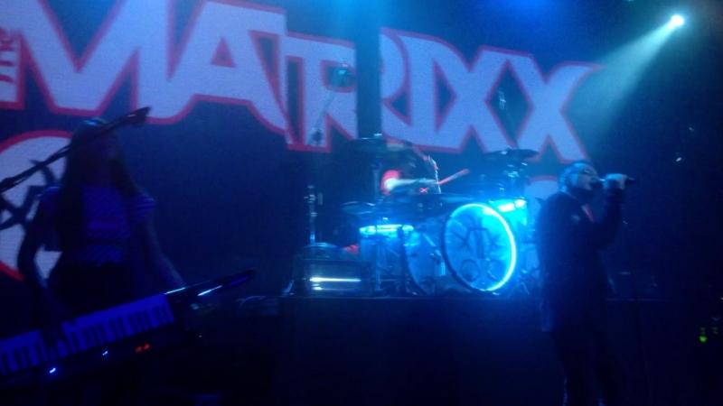 The Matrixx - Ковер-Вертолет (Клуб Red 10.08.18)
