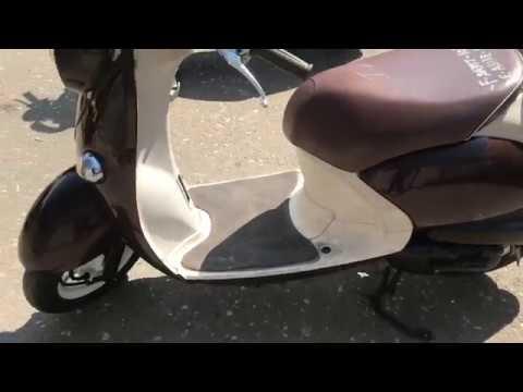 Скутер Yamaha Vino SA37J