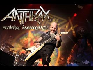 ANTHRAX - Bloodstock 2016 (Full Set Performance)