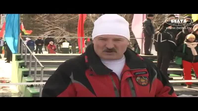 Самый прикольный ролик про Лукашенко