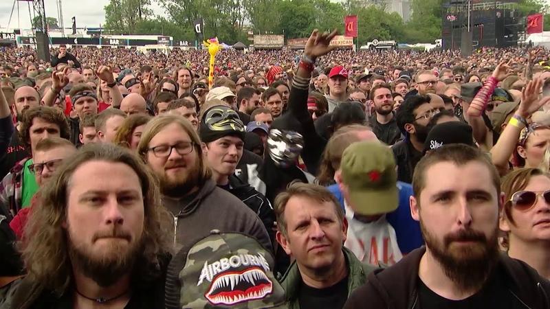 Clutch - Evil (Willie Dixon cover) (Live At Download Festival 2019)