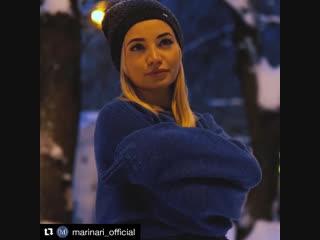 MARINARI winter collection SALE -20%💙