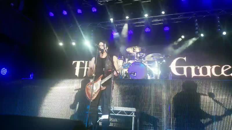 Three Days Grace. Yekaterinburg Teleclub 6.11.18 The Abys