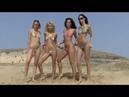 Beach Bikini Goddesses in Slow Motion