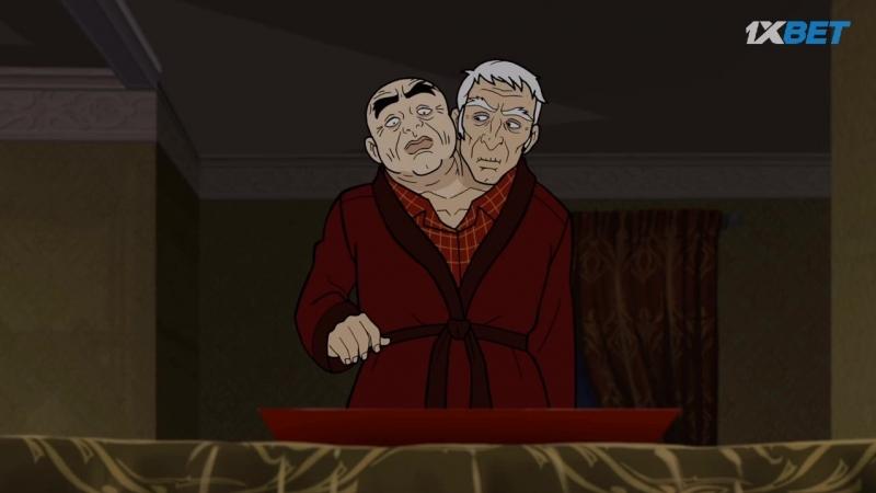 Братья Вентура 8 серия. RusFilm