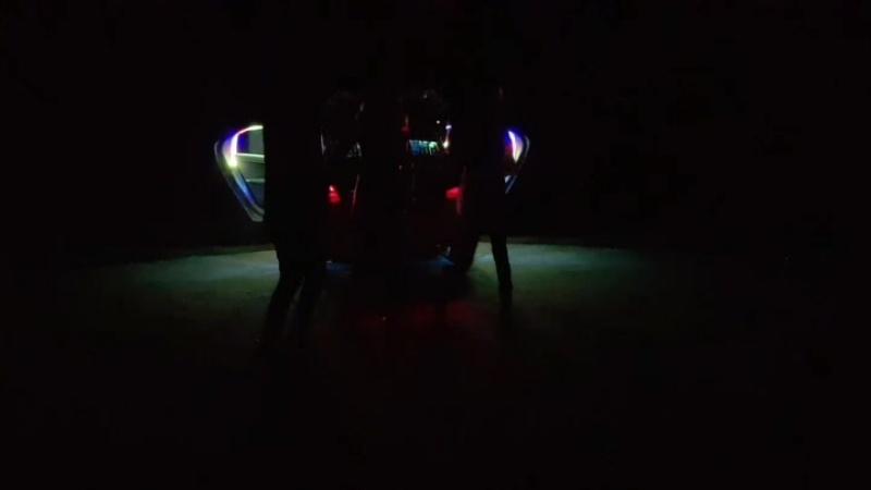 Танцы - наводим свою жару с Partycar👌друзьями Лехой и Элей💋👍😋спасибо им за выходные👌👍😋14.10.2018г😁