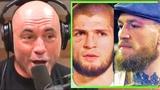 СУПЕР БОЙ ХАБИБ КОНОР НА UFC 229 В ПОДКАСТЕ ДЖО РОГАНА