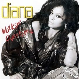 Diana Ross альбом Workin' Overtime