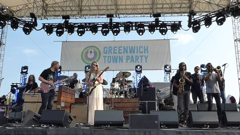 Tedeschi Trucks Band - Dont Drift Away 5-28-16 Greenwich, Ct