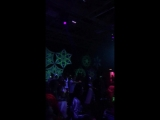 M.D.A. - live psychill music in flurodelica @ moscow