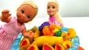 Barbie e Evi Compilação Vídeos para as meninas