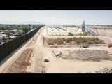 new border wall calexico california