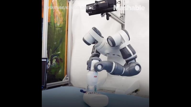 Робот-кладовщик