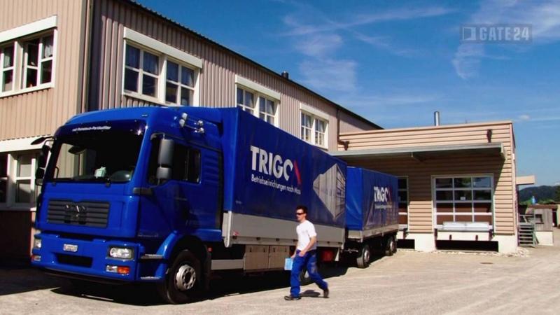 TRIGO Regalsystem - Lager- und Archiveinrichtungen von TRIGONORM