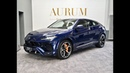 Lamborghini URUS *BLUE ASTRAEUS* *4 SEATS* Walkaround by AURUM International