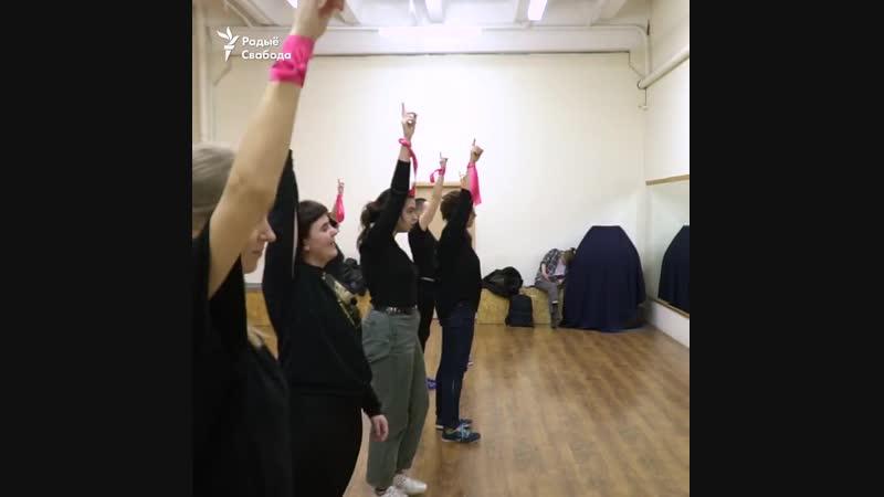 Танец які забараніла міліцыя