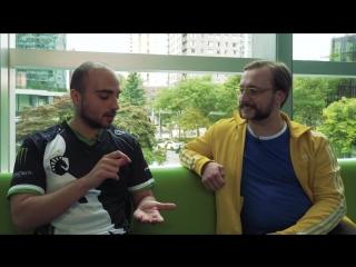 Интервью с KuroKy. Отношения внутри команды, мотивация, роли в коллективе