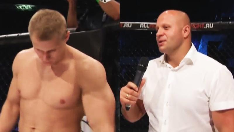 Скромный Русский Хищник Уже в UFC! Замена Емельяненко и Минакову