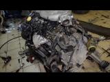 Снятие,ремонт,установка двигателя  Opel Antara v6 3.0