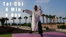 Tai Chi 4 Minutes a day with Master Wong in Playitas